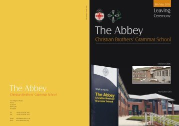 The Abbey Christian Brothers' Grammar School