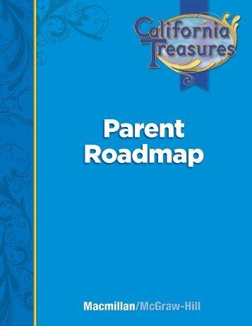 Grade 3 Parent Roadmap - Treasures