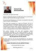Tätigkeitsbericht 2004 - Freiwillige Feuerwehr der Stadt Traun - Page 2