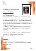 Tätigkeitsbericht 2004 - Freiwillige Feuerwehr der Stadt Traun - Page 6
