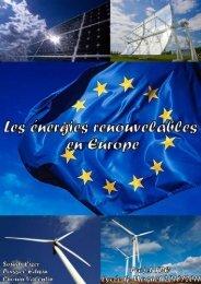 Les énergies renouvelables en Europe par Eizer Edwin ... - ecocito