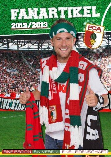 stark! in der saison 2012/2013! - FC Augsburg Fanshop