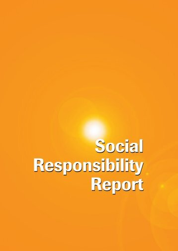 Social Responsibility - Peoples Bank