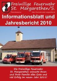 Rundschreiben 2010 - Freiwillige Feuerwehr St.Margarethen
