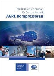 AGRE Kompressoren 2012 - Firmenportrait (PDF, 3 MB)