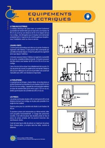 Equipements électriques - Anlh.be