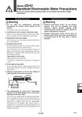 Series IZH10 Handheld Electrostatic Meter - Page 5