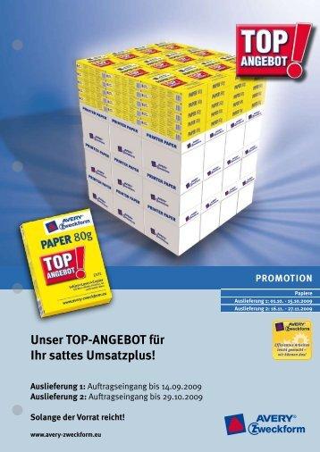 Unser top-Angebot für ihr sattes Umsatzplus!