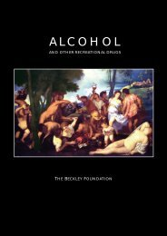 An Interdisciplinary Perspective on Alcohol and Other Recreational ...