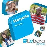 Startpakke - Lebara