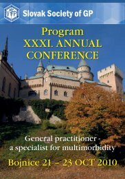 Program XXXI. ANNUAL CONFERENCE