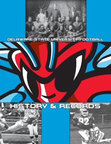 history & records - Delaware State Athletics