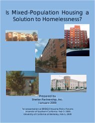 Is Mixed-Population Housing a Solution to Homelessness? - Shelter ...