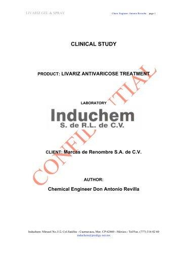 CLINICAL STUDY - Virility Health Ltd