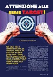 Attenzione alle serie Target ! (PDF) - Olympian's News