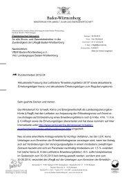 Elektronischer Versand: An alle Strom- und Gasnetzbetreiber in der ...