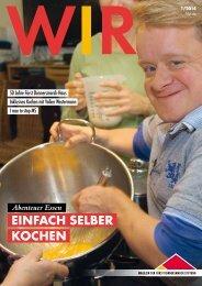 zum download der WIR 1/2014 - Fürst Donnersmarck Stiftung