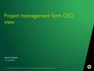 CEO - eFOCUS
