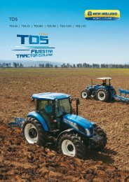New Holland TD5