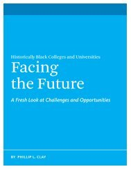 Facing the Future - Ford Foundation
