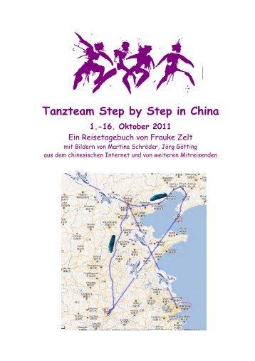 16. Oktober 2011 - Tanzteam Step by Step e.V.