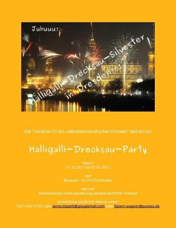 Halligalli-Drecksau-Party