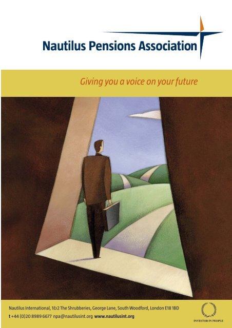 leaflet_npa_sept12_legal leaflet jan 07.qxd - Nautilus International