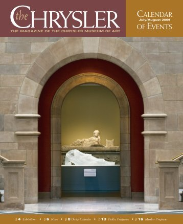 View PDF - Chrysler Museum of Art