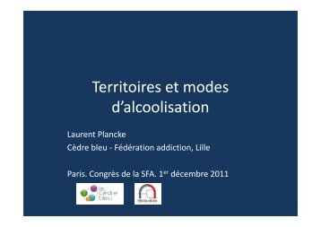 M. Laurent Plancke - SFA
