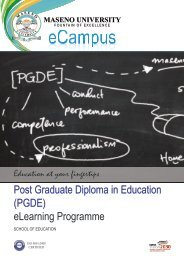 Post Graduate Diploma in Education - Join the first and only ...