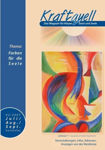 Thema: Farben für die Seele - Buddha - Garden
