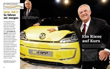 'Zukuft' aus der Motorwelt 3/2012, S.40fff