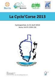 Disponible ici - Le Cyclo'Tour