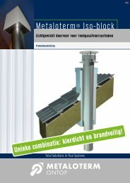 Metaloterm® Iso-block
