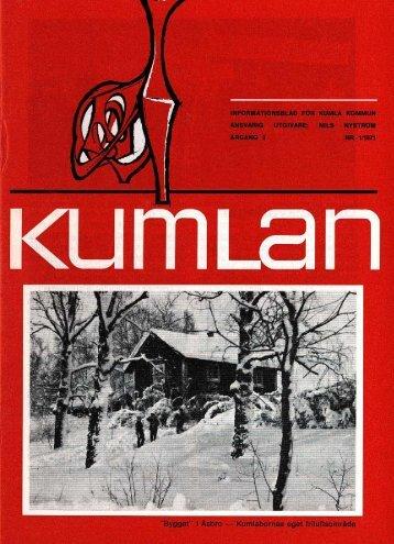 4 mars - Kumla kommun