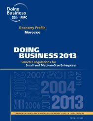 doing business - Morocco On The Move