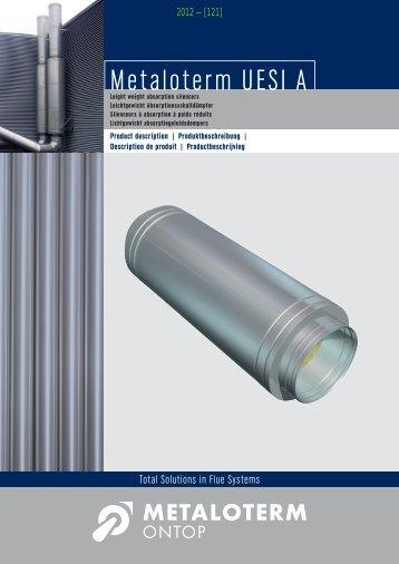 Metaloterm UESI A