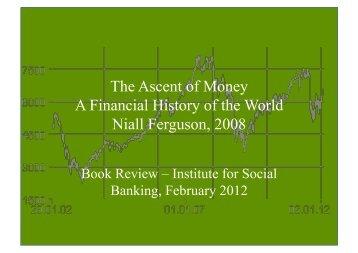 Angelika Stahl - Institute for Social Banking