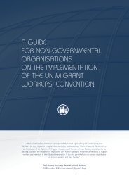 NGO Guide - FIDH