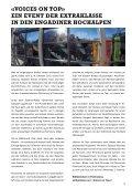 Magazin Voices on Top 2011 - Seite 5