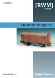 Envejecido de vagones - Railwaymania.com