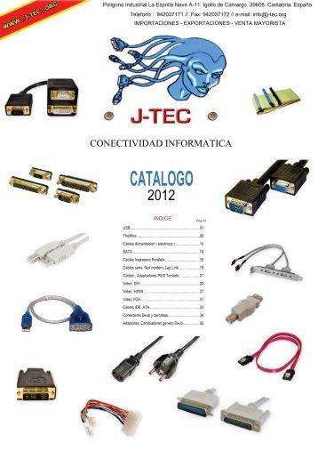 CATALOGO - j-tec.org
