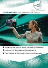 Hardware Katalog Terminals
