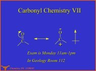 Chemistry 391 11/08/02 - Willson Research Group