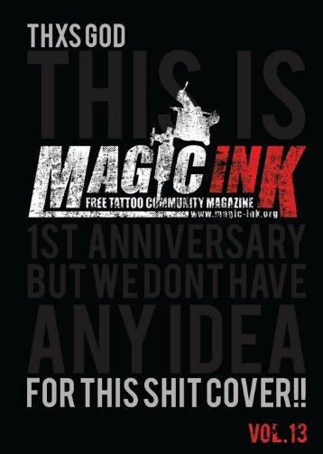 Magic Ink - Magic Wave Bali