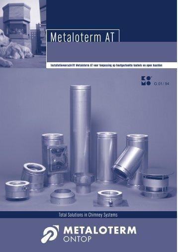 Metaloterm AT - Hout CV