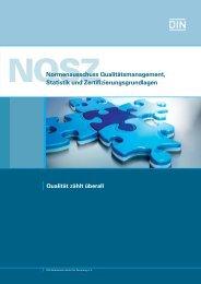 Imagebroschüre (303.3 KB) - NQSZ - DIN Deutsches Institut für ...
