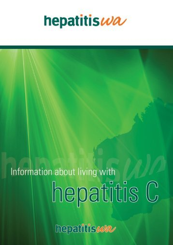 HepatitisWA Information Book Download PDF