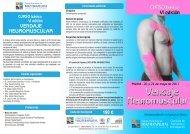 Triptico vendaje neuromuscular 5ºedic..cdr - Colegio Profesional de ...