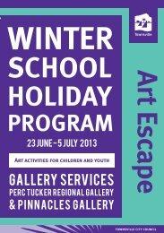 Art Escape - Townsville City Council